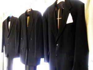 """姪の結婚式で新しくフォーマルをオーダーした!-日本人男性の""""冠婚葬祭""""用-""""礼服""""スーツに関して改めて考えてみた!!"""
